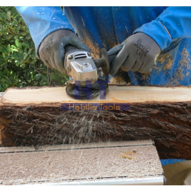 Hoblovací kotouč na dřevo do úhlové brusky